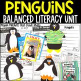 Penguins-A Non-fiction Unit for Primary Teachers