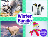 A Winter Unit- Penguins, Polar Bears, Reindeer, Snow RI.1.