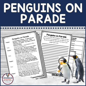 Partner Script: Penguins