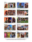 People of Africa Photo Sheets