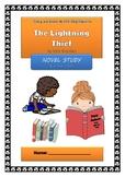Percy Jackson & The Lightning Thief ~ Higher Order Thinkin
