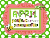 Perfect Paragraphs for April