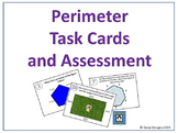 Perimeter Task Cards and Quick Quiz