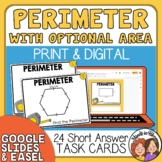 Perimeter with Optional Area