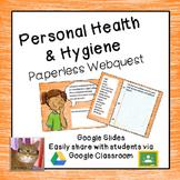 Personal Health Webquest - Google Docs