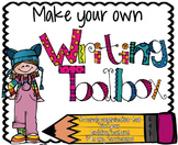 Personal Narrative & Expository Interactive Writing Toolbox