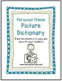 Personal Picture Dictionary (English)