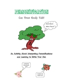 Personification- Can Trees  Talk?