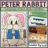 Peter Rabbit Activities for Language Arts & Math