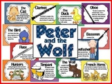 Peter and the Wolf Bulletin Board