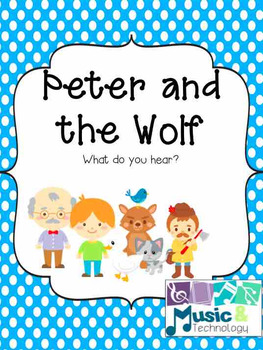 Peter and the Wolf- What do you Hear?