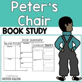 Peter's Chair (and other Ezra Jack Keats activities)
