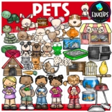 Pets Clip Art Bundle