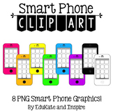 iPhone Clip Art {With Apps}