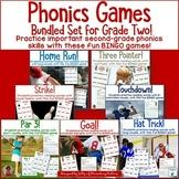 Phonics BINGO Games with Sports Themes-Bundled
