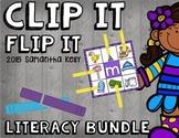 Phonics Bundle: Clip It Flip It