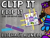 Phonics Bundle: Clip It Flip It