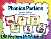 Phonics Cards {120 Cards & 120 Posters}