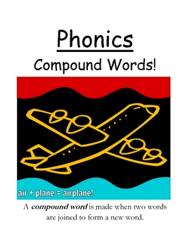 Compound Words Center Game
