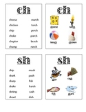 Phonics:  Consonant digraphs and trigraphs