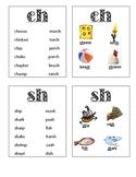 Phonics:  Consonant digraphs and trigraphs