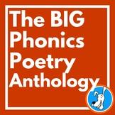 Phonics Poetry Anthology:  133 Phonics Poems