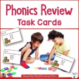 Phonics Review: Scoot or Task Cards