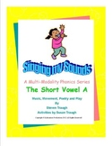 Phonics Songs--Short Vowel A--CCS Aligned