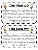 Phonics - Sound Spelling Cards for Reading