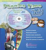 Phonics Time: Short Vowels, Long Vowels, Sight Words & MOR