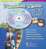 Phonics Time: Short Vowels, Long Vowels, Sight Words & MOR