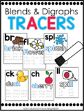 Phonics Tracers Blends and Digraphs