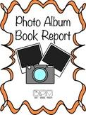 Photo Album Book Report