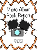 Photo Album Book Report