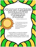 Photosynthesis Interactive Journal Bundle