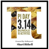 Pi Day Geometry Activites - Includes more than 10 Pi Day A
