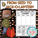 Balanced Literacy with a Pumpkin Theme!