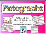 Pictographs Activinspire Flipchart Lesson {Picture Graphs}
