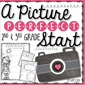 Picture Perfect Start: Second & Third Grade {Back to Schoo