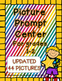 Picture Prompt Writing Center (44 prompts)