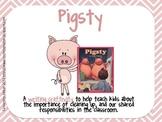 Pigsty Craftivity
