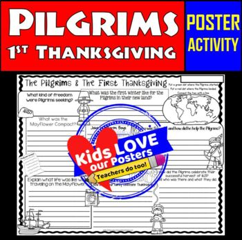 Pilgrims and First Thanksgiving