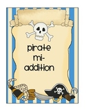 Pirate Addition Game