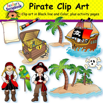 Pirate Clip Art