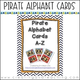 Pirate Word Wall Cards