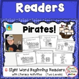 Pirates! Beginning Readers for Guided Reading {CCSS}