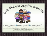 Pirates Theme - Daily 5/CAFE Posters