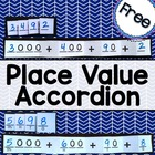 Place Value Accordion