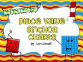 Place Value Anchor Posters {FREEBIE}