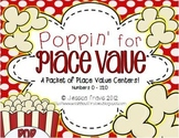 Place Value Cards {Poppin' for Place Value 0 - 120}
